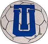 Fan Mats University of Tulsa Soccer Ball Mat