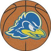 Fan Mats University of Delaware Basketball Mat