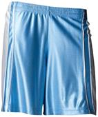 "A4 Womens Basketball 7"" Dazzle Paneled Shorts CO"