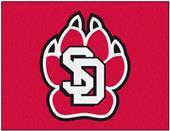 Fan Mats University of South Dakota All-Star Mats