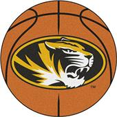 Fan Mats University of Missouri Basketball Mat