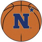 Fan Mats US Naval Academy Basketball Mat