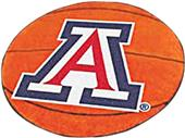 Fan Mats University of Arizona Basketball Mat