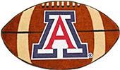 Fan Mats University of Arizona Football Mat