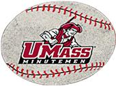 Fan Mats University of Massachusetts Baseball Mat