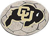 Fan Mats University of Colorado Soccer Mat