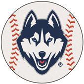 Fan Mats University of Connecticut Baseball Mat