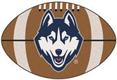 Fan Mats University of Connecticut Football Mat