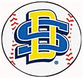 Fan Mats South Dakota State Univ. Baseball Mat