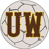 Fan Mats University of Wyoming Soccer Ball Mat