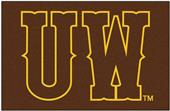 Fan Mats University of Wyoming Starter Mat