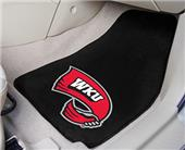 Fan Mats Western Kentucky Carpet Car Mats (set)