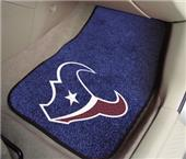 Fan Mats Houston Texans Carpet Car Mats (set)