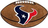 Fan Mats Houston Texans Football Mat