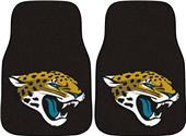 Fan Mats Jacksonville Carpet Car Mats (set)