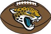Fan Mats Jacksonville Jaguars Football Mat