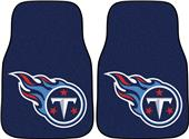 Fan Mats Tennessee Titans Carpet Car Mats (set)