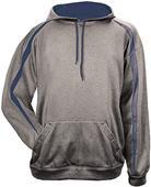 Badger Sport Polyester Fusion Hooded Sweatshirt