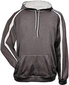 Badger Sport Polyester Fusion Hooded Sweatshirt