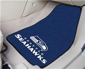 Fan Mats Seattle Seahawks Carpet Car Mats (set)