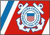 Fan Mats US Coast Guard Starter Mat