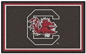 Fan Mats NCAA University of South Carolina 4x6 Rug