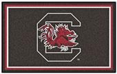 Fan Mats NCAA University of South Carolina 4x6 Rug
