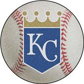 Fan Mats Kansas City Royals Baseball Mat