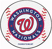 Fan Mats Washington Nationals Baseball Mat