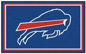 Fan Mats NFL Buffalo Bills 4x6 Rug