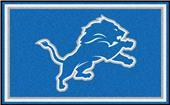 Fan Mats Detroit Lions 4x6 Rug