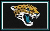 Fan Mats Jacksonville Jaguars 4x6 Rug