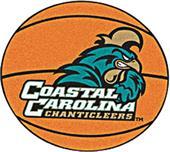 Fan Mats Coastal Carolina Basketball Mat