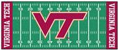 Fan Mats Virginia Tech Football Runner