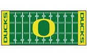 Fan Mats University of Oregon Football Runner
