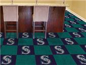 Fan Mats Seattle Mariners Team Carpet Tiles