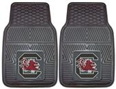 Fan Mats Univ. of South Carolina Car Mats (set)
