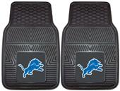 Fan Mats Detroit Lions Car Mats (set)