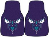 Fan Mats Charlotte Hornets Carpet Car Mats (set)