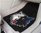 Fan Mats Minnesota Timberwolves Car Mats (set)