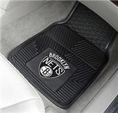 Fan Mats Brooklyn Nets Car Mats (set)