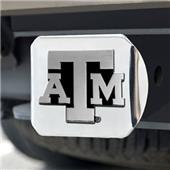 Fan Mats Texas A&M University Chrome Hitch Cover