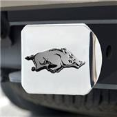 Fan Mats University of Arkansas Chrome Hitch Cover