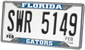 Fan Mats University of Florida License Plate Frame