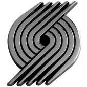 Fan Mats Portland Trail Blazers Vehicle Emblem