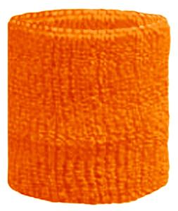 FLUORESCENT ORANGE WRISTBAND