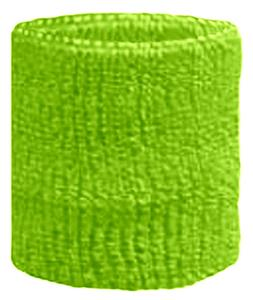 FLUORESCENT GREEN WRISTBAND