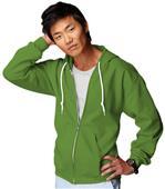 Anvil Men's Ring Spun Fashion Full Zip Hoodies