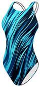 Adoretex Surfire Fit Back Swimsuit w/ Soft Cups