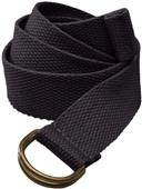 Edwards Unisex D-Ring Web Belt